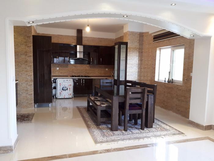 آشپزخانه واحد اصلی