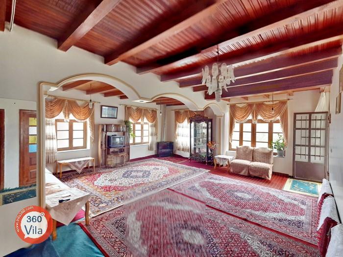 اجاره خانه روستایی در کلاردشت  نشیمن