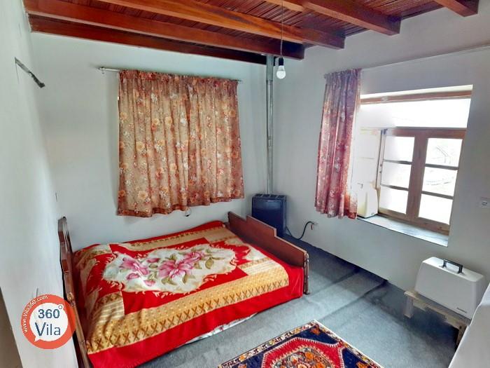 اجاره خانه روستایی در کلاردشت اتاق خواب جلویی