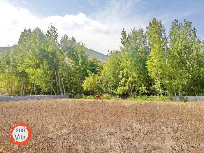 ۱۱۶۰ - زمین فروشی کلاردشت حسن کیف با سند تضمین شده و موروثی