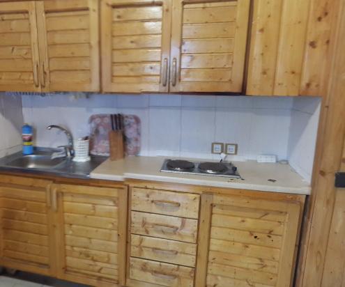 آشپزخانه - دو سینک