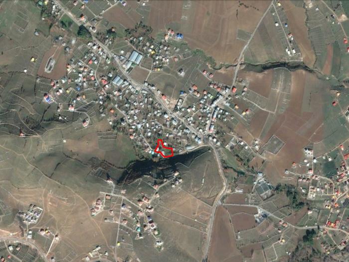 نمای دور نقشه گوگل